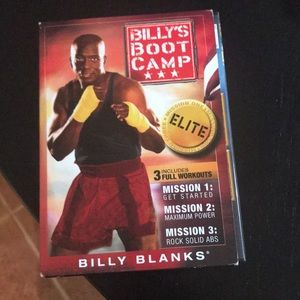 Billy Banks Boot Camp